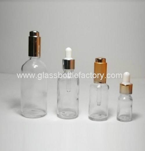 200ml Amber Essential Oil Glass Bottle 5