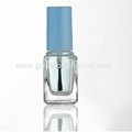 Glass Nail Polish Bottle With Cap and Brush 4