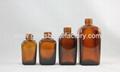 New Design Amber Essential Oil Bottle 2