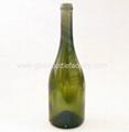 750ml Burgundy Wine Bottle