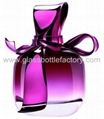 Perfume Glass Bottle With Cap and