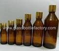 New Design Amber Essential Oil Bottle 1