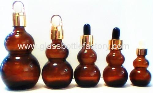 New Design Amber Essential Oil Bottle 4