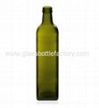 Clear Olive Oil Glass Bottle 5