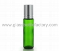 Perfume Roll On Bottle With Matched Cap