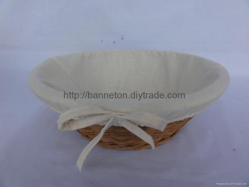 Wicker Proofing Basket