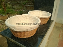 Rattan Banneton Brotforms Bread Baskets