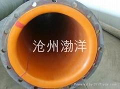 鋼襯聚氨酯耐磨管