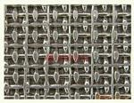 Supply side hole sintered wire mesh, sintered wire mesh, stainless steel sintere
