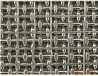 Square hole sintered wire mesh