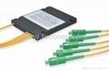 fiber optic coupler (fused splitter)