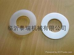 厂家大量销售耐高温食品级硅胶法兰密封垫