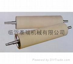自产自销耐磨硅胶辊
