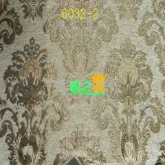 雪尼尔提花沙发布料