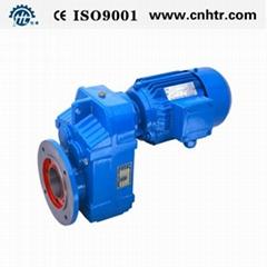HF (SEW F) parallel shaft gear reducer