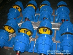 HXW cyclo gearbox cycloidal motor gear reducer