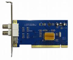 PCI圖像採集卡替代SDK2000支持WIN7 64