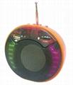 插卡USB 收音小音箱