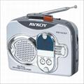 收录放、随身听、收音机