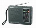 插卡收音机-SD TF U盘