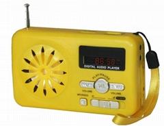 插卡小音箱-讀U盤 TF SD卡 插卡收音機