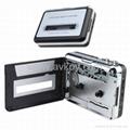 Audio USB Portable Cassette tape to MP3 Converter