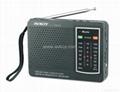 AM/FM Radio Card Reader Player.