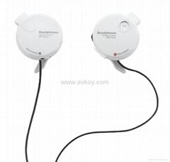 立体声插卡耳机 无线360° 环绕立体声耳机