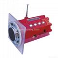 portable FM Radio card reader Speaker