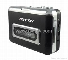 USB磁带MP3转换器 带US