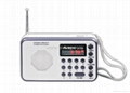 插卡收音机/音箱-支持USB