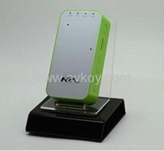 收音/MP3/读卡/手电筒多功能便携式电源