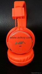 Stereo bluetooth wireless Headphones立體聲藍牙無線耳機