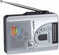 Radio cassette recorder with Auto reverse