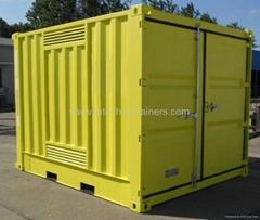 10' Hazardous Goods Containers
