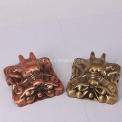 Zinc alloy perfume bottl