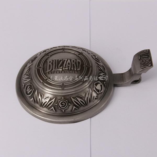 Zinc alloy ceramic cup cover 3
