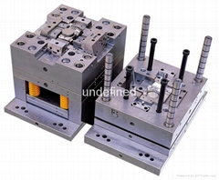 Shenzhen high precesion plastic injection mold