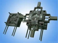 Shenzhen high precesion custom injection mould maker