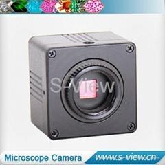 9.0MP High Resolution USB Microscope Eyepiece Camera