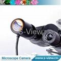 2.0MP USB Microscope Eyepiece Camera