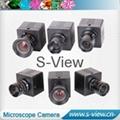 3MP Digital Microscope Camera