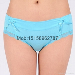 Cute cotton short brief