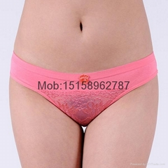 Cotton bikini undergarments underwear women lingerie underwear lady underpants