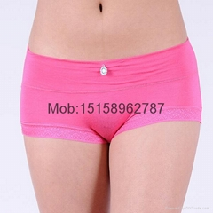 bamboo women boyshort on