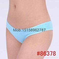 Solid Lady cotton bikini