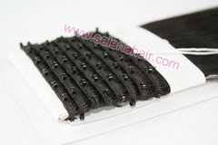 High quality EZ swift remy weft hair extensions