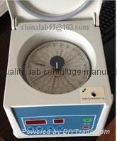 TG12MX Heamatocritic Centrifuge Medical Desktop 12000rpm LED Display  1