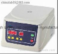 L-450A Benchtop Medical Lab Centrifuge Laboratory Centrifuge Brushless Motor LED