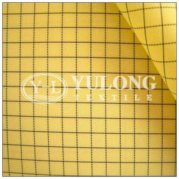 Anti Static Fabric : Cotton anti static fabric china manufacturer